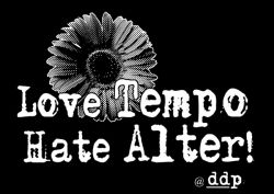 Love Tempo Hate Alter! T-Shirt